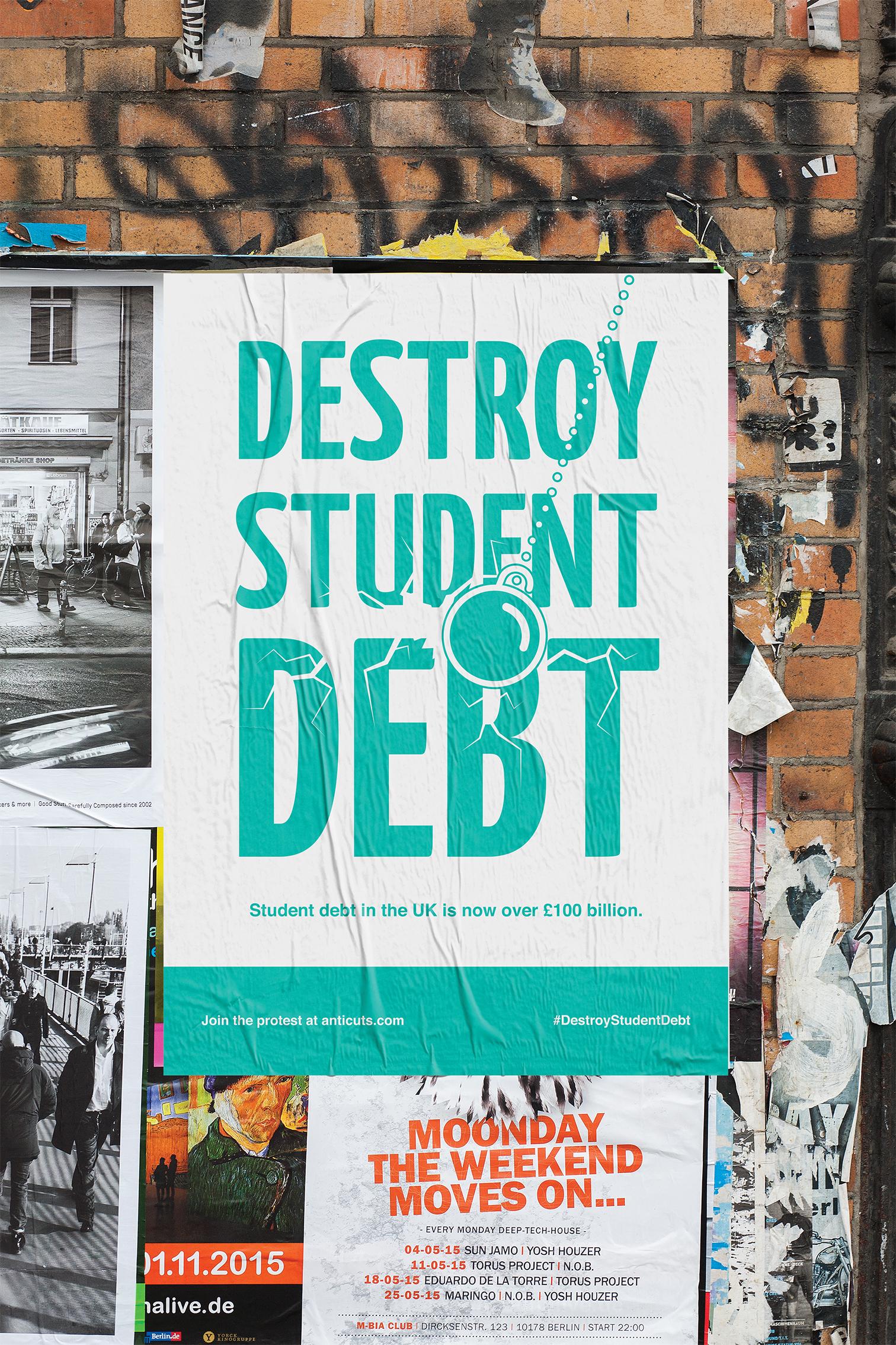 Destroy Student Debt